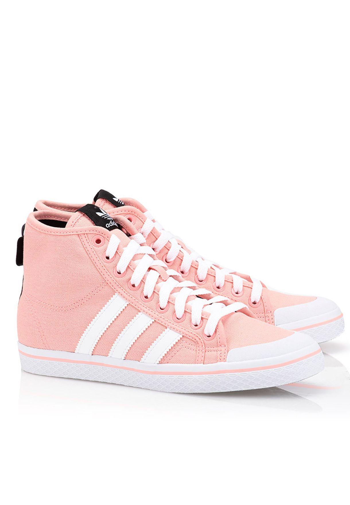Honey Women In Adidas Sneakers Shop For M19701 Mid Pink Originals z8wpxFt