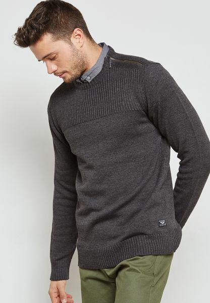 Metal Sweater