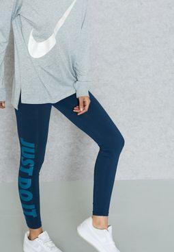 Leg A See Logo Leggings
