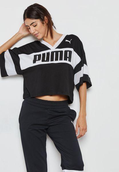 Urban Cropped T-Shirt
