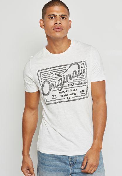 Revert Printed T-Shirt