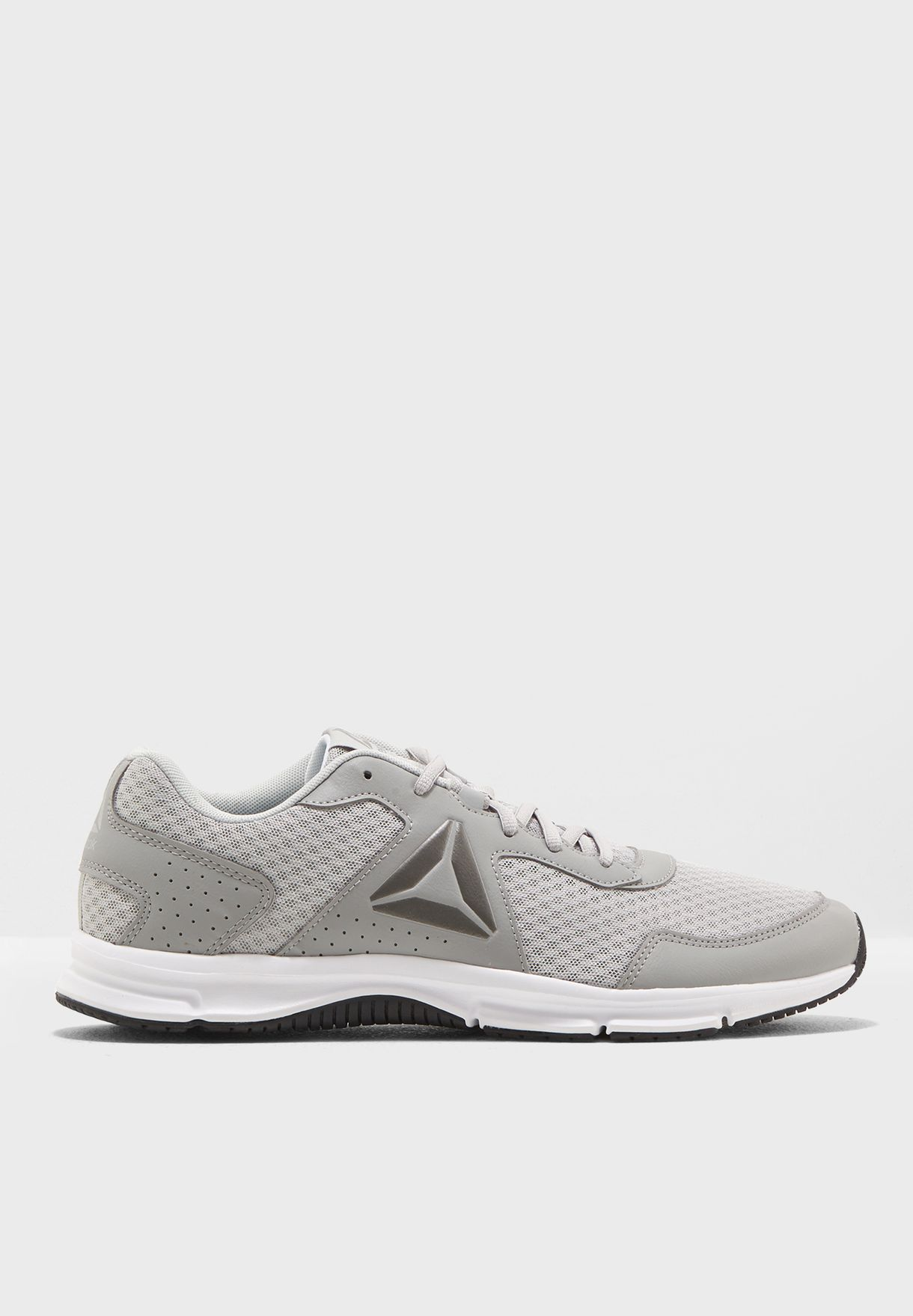 Shop Reebok grey Express Runner CM9955 for Men in Saudi - RE019SH34KNX 31dfafd2f