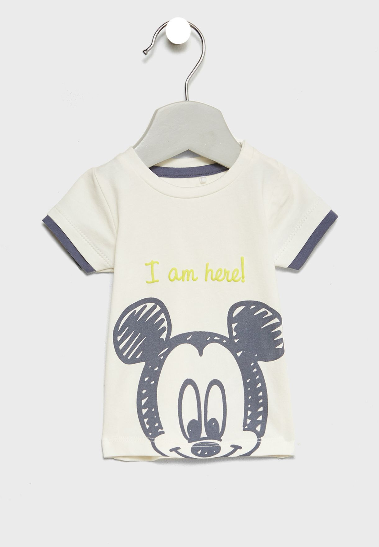 Infant 2 Pack Mickey T-Shirts