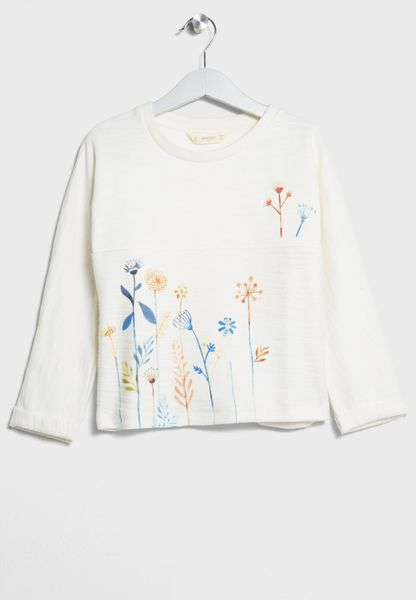 Little Floral T-Shirt