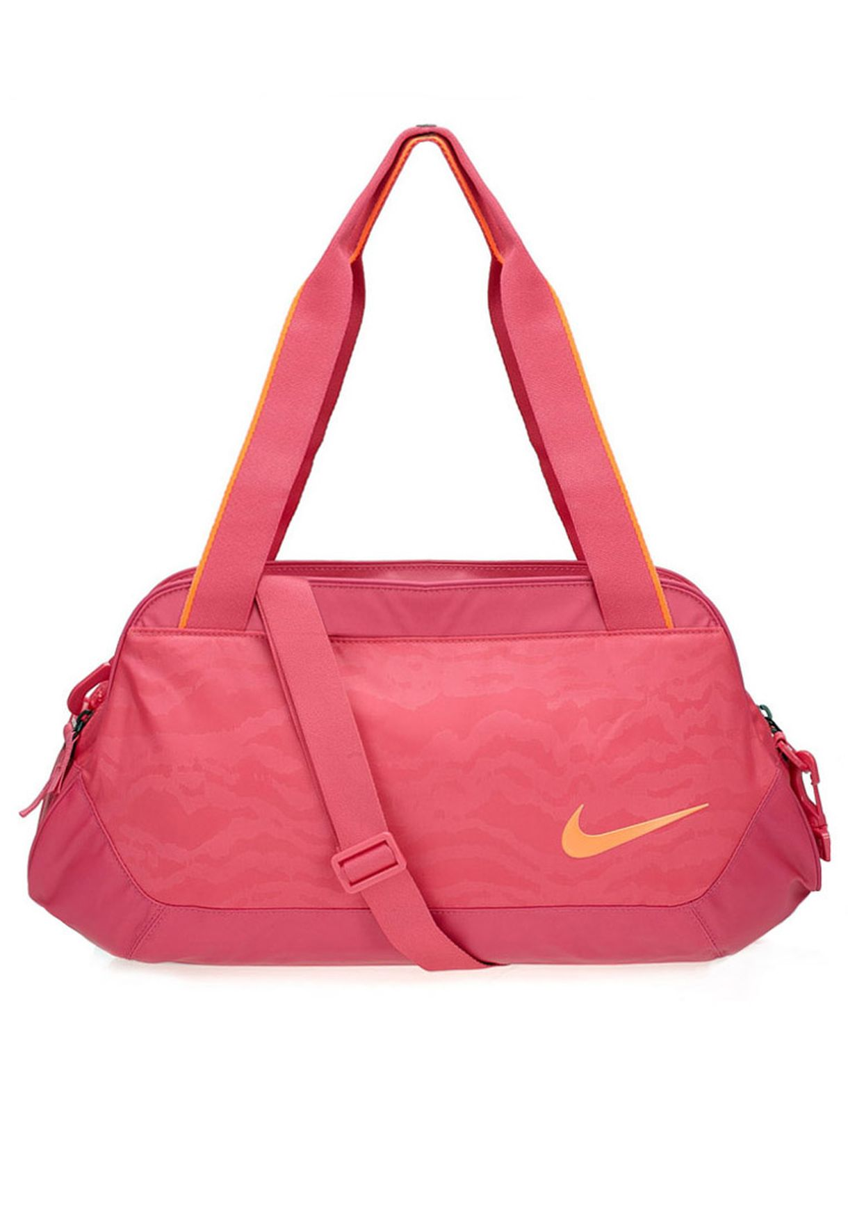1333b1a675a7 Shop Nike pink Small C72 Duffel Bag NEQP-BA4654-683 for Women in UAE ...