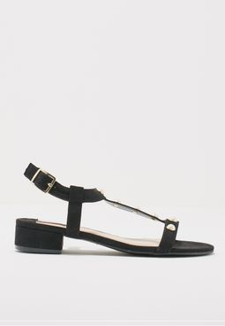 Furl Pearl T-Bar Sandal