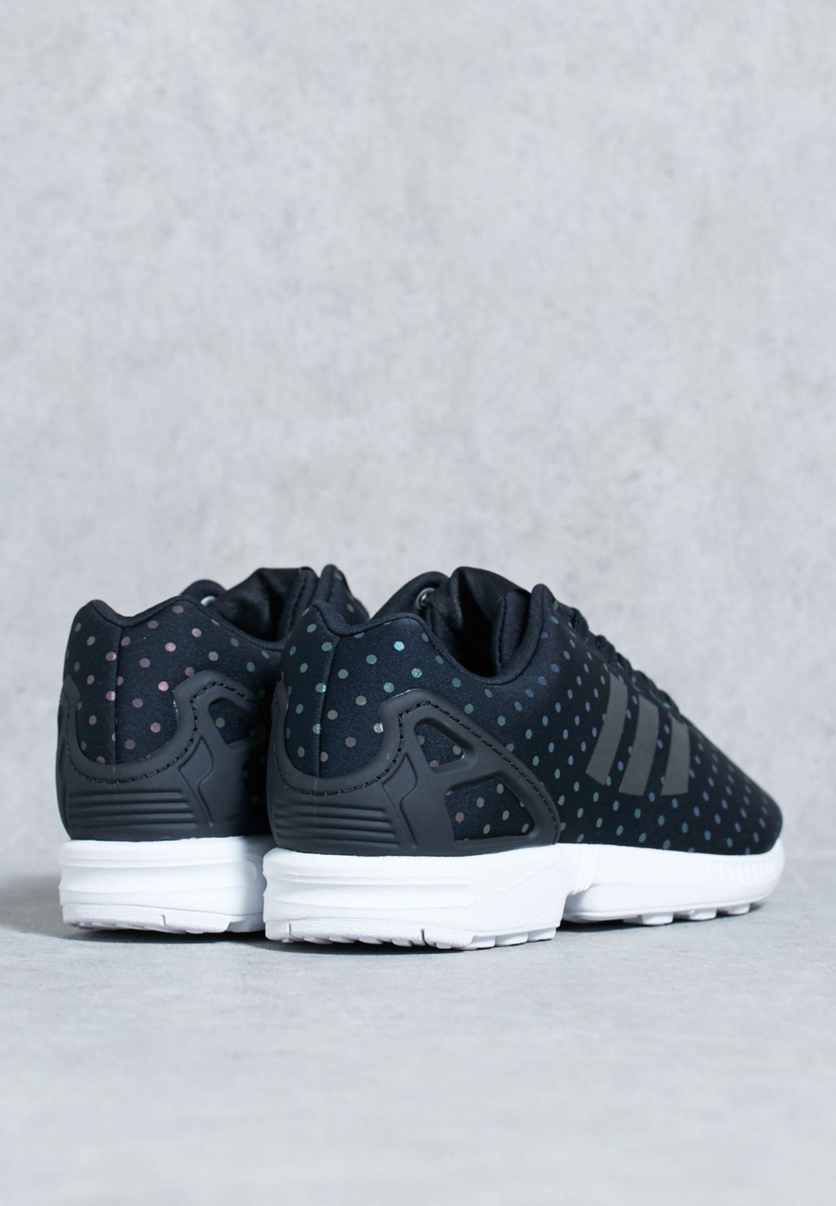 f62ba7af07689 Shop adidas Originals prints ZX Flux BB2253 for Women in UAE ...