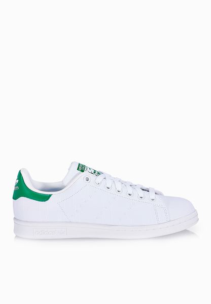 Shop adidas Originals white Stan SMith S75560 for Women in UAE -  AD478SH34EON