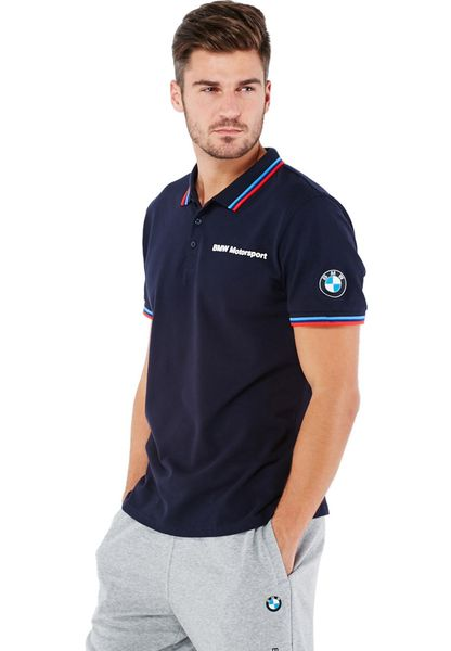 Shop Puma Navy Bmw Polo 56826801 For Men In Saudi