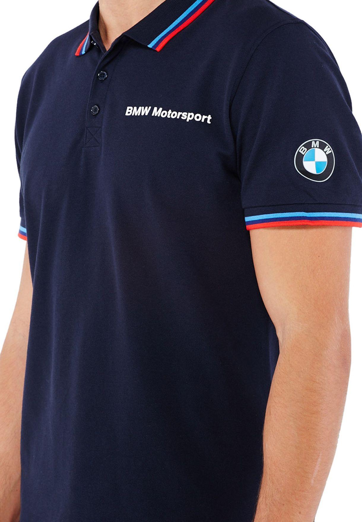 Camisa De Polo Puma Bmw AVJWkj