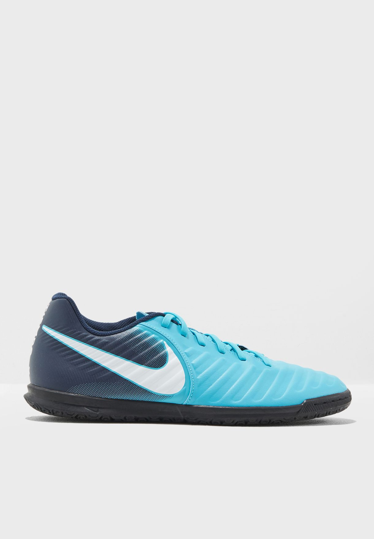de ultramar revelación patrocinado  Buy Nike blue Tiempox Rio IV IC for Men in MENA, Worldwide | 897769-414