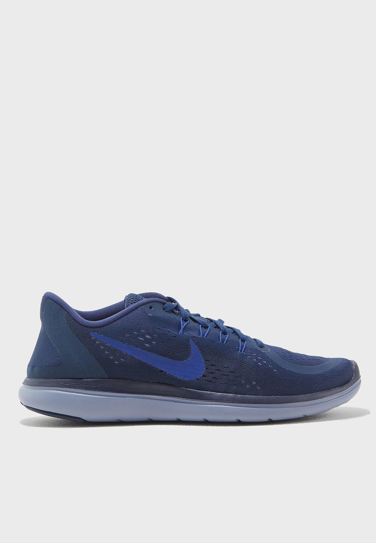 d4d2a5a89b1 Shop Nike navy Flex 2017 RN 898457-404 for Men in UAE - NI727SH34LBL