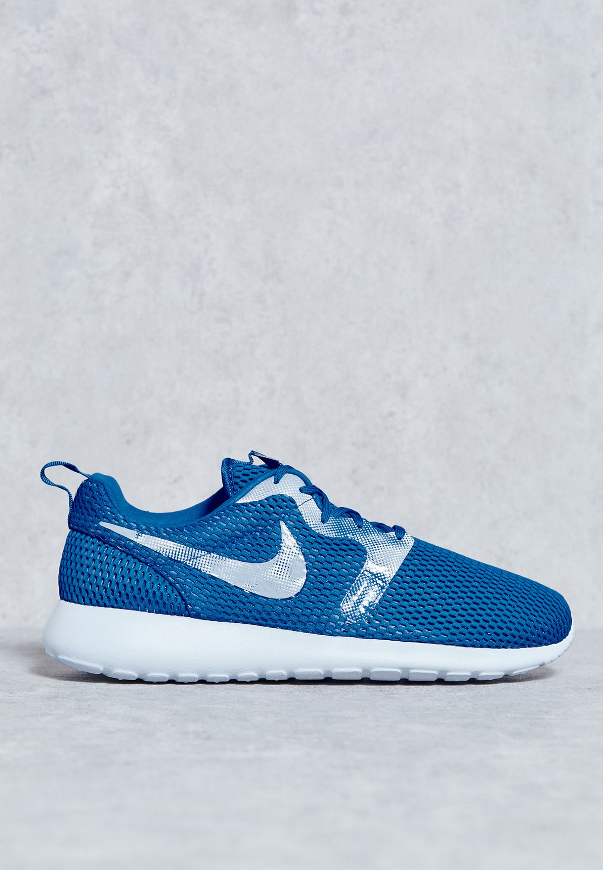 e4b449d7af71 ... new zealand shop nike blue roshe one hyp br gpx 859526 400 for men in  uae ...