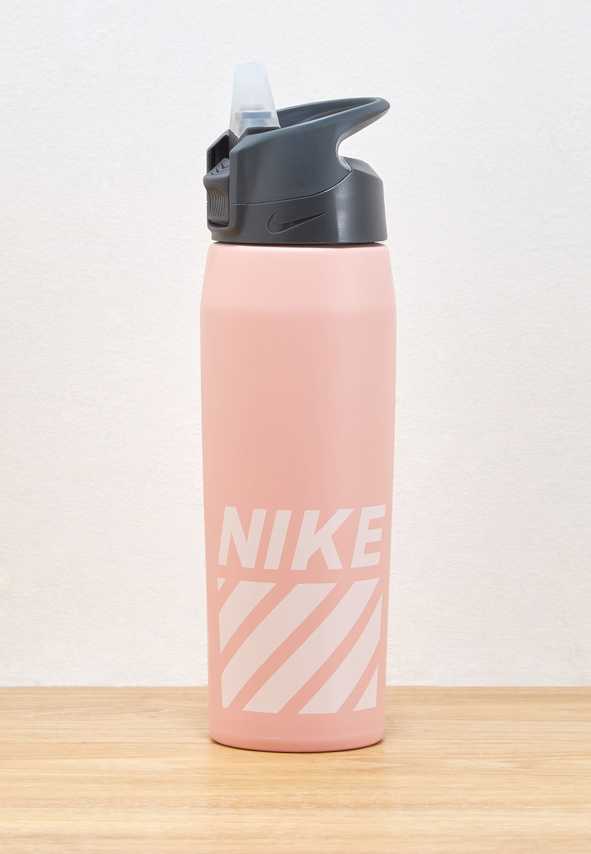 6191549361e9 Shop Nike pink Hypercharge Straw Bottle-700ML NOBG061324 for Women ...