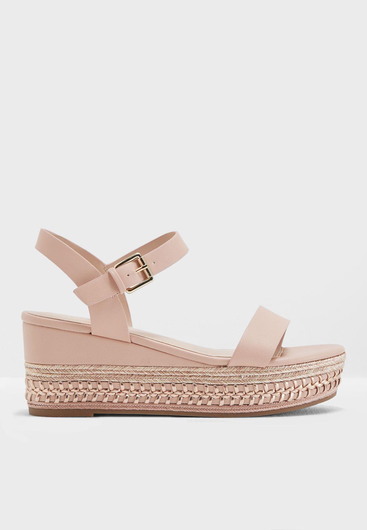 ff1b16d8f9c0 Shop Aldo pink Mauma Sandal MAUMA35 for Women in UAE - AL729SH34UWZ