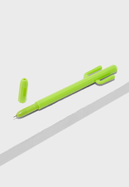 Cactus Shaped Pen