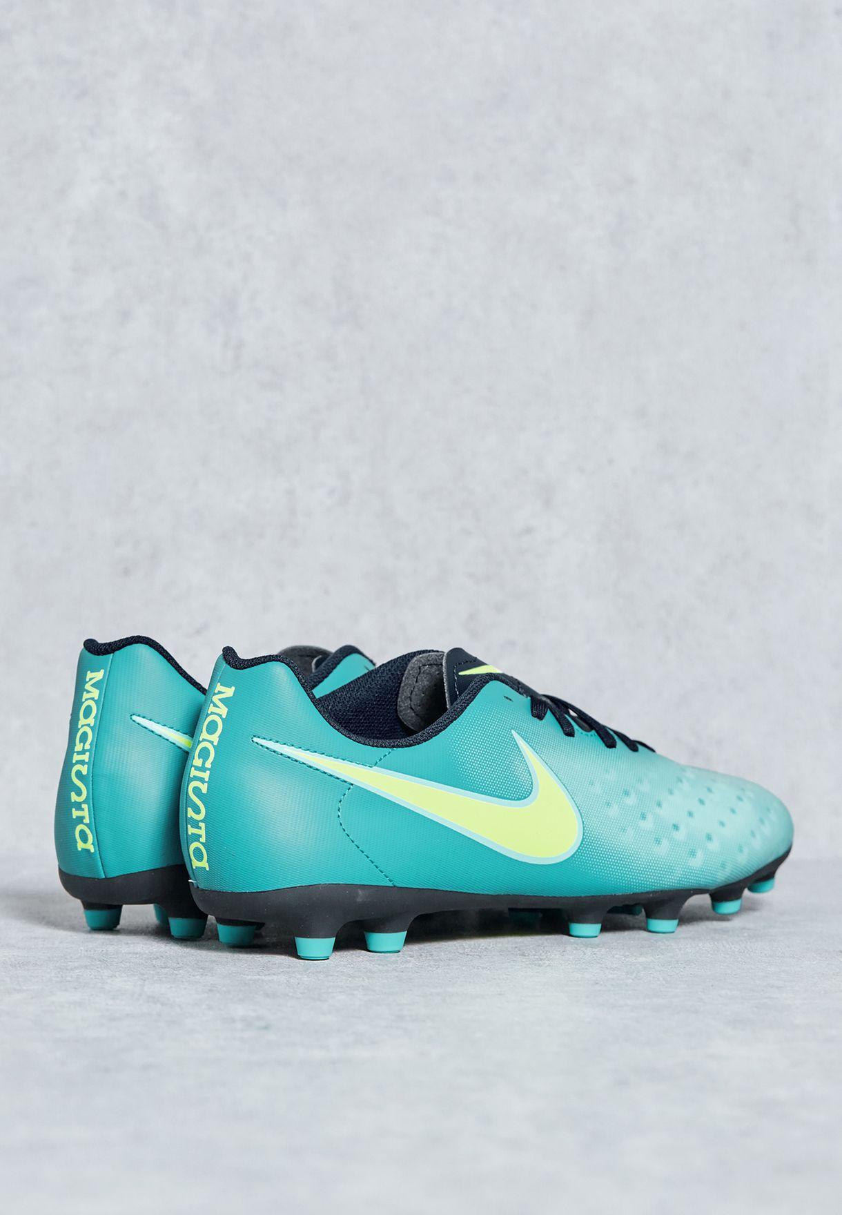 450676d78a62 Shop Nike green Magista Ola II FG 844420-375 for Men in Bahrain ...