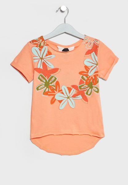 Little Floral T-Shirt
