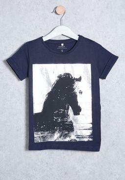 Kids Hafoil T-Shirt