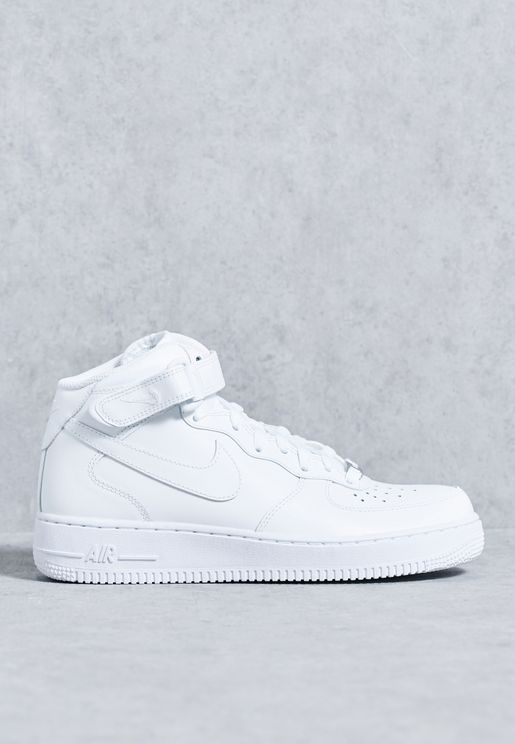 حذاء رياضة Air Force 1 '07 Mid