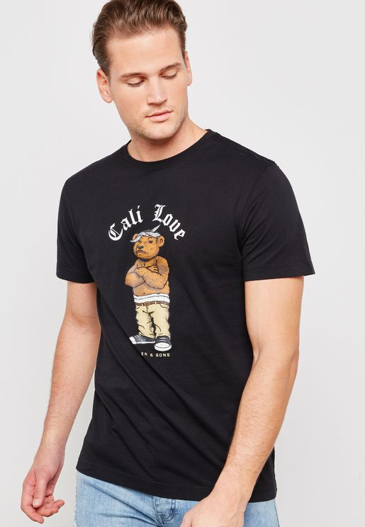 Cee Love Crew Neck T-Shirt