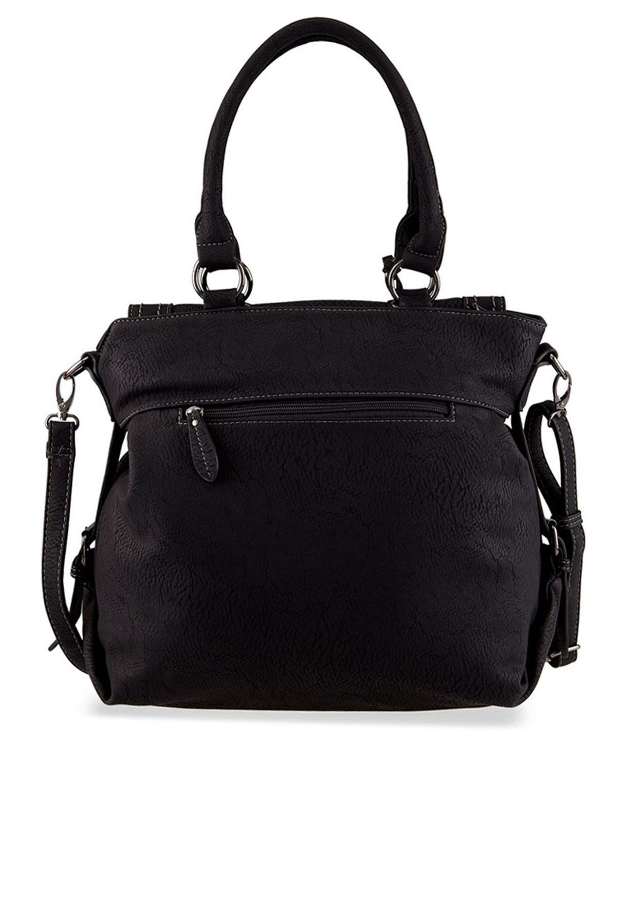 8d1ab549b4971 تسوق حقيبة ساتشل Verena ماركة جابور لون أسود في البحرين - GA300AC34YHH