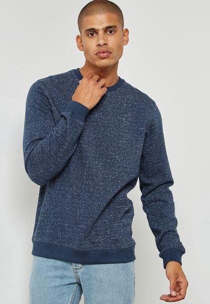 Fiske Sweatshirt