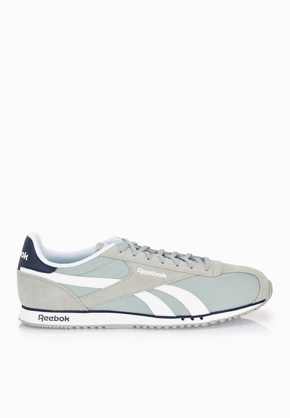 1a0a70bef8583 Shop Reebok grey Royal Alperez Dash AR1504 for Men in Saudi - RE019SH34PZP