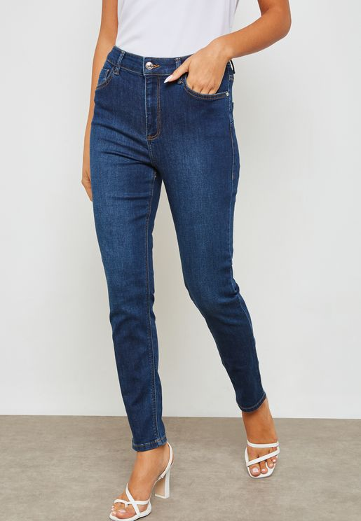 Noa Cropped Skinny Jeans