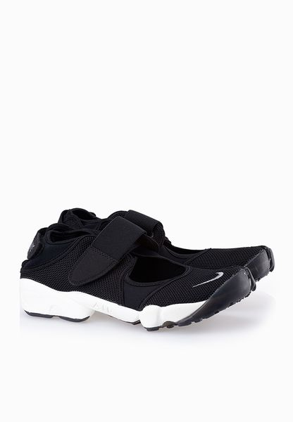 Shop Nike black Air Rift Sneakers 315766-006 for Women in Saudi -  NI727SH34VAN