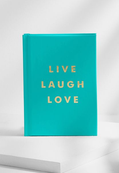 Live Laugh Love Book