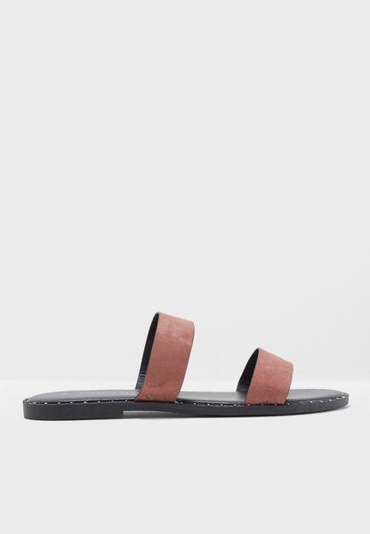 Flynn Two Strap Sandals