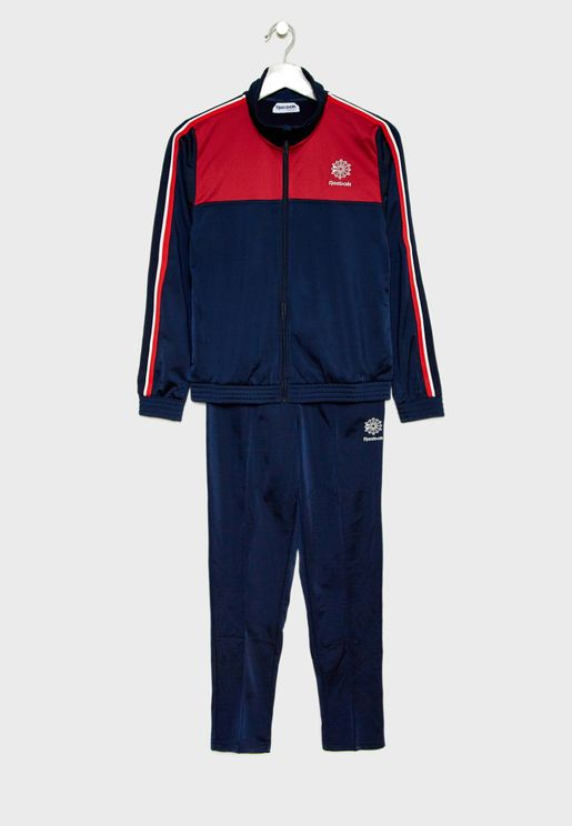 Kids Classic Tracksuit