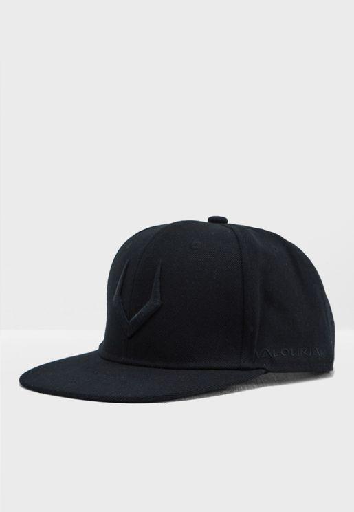 V Snapback Cap