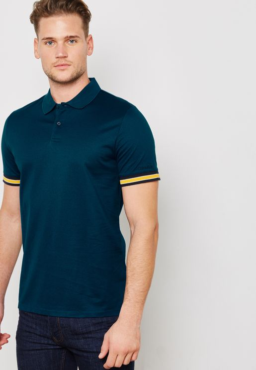 Mercerized Polo