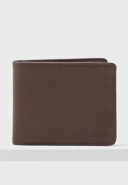 Drop V Bifold Wallet