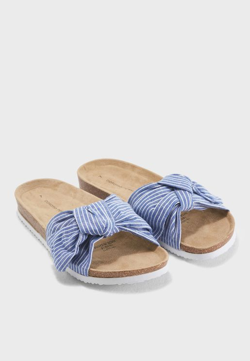 Frieda Bow Sandal