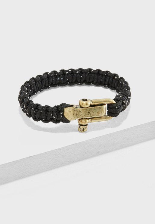 Grip Shackle Bracelet