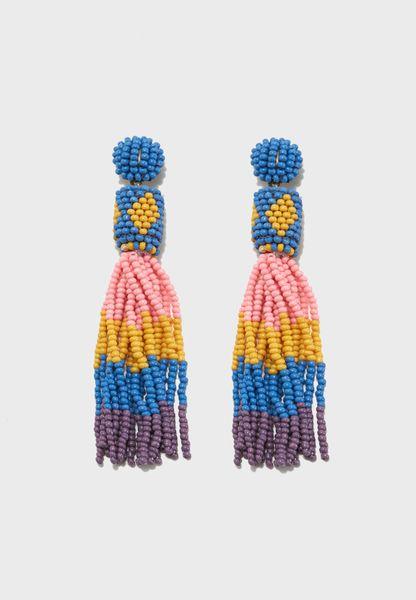 Gossip Tassel Earrings