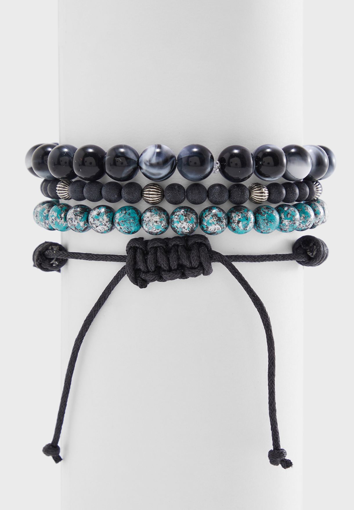 Multipack Beaded Bracelets