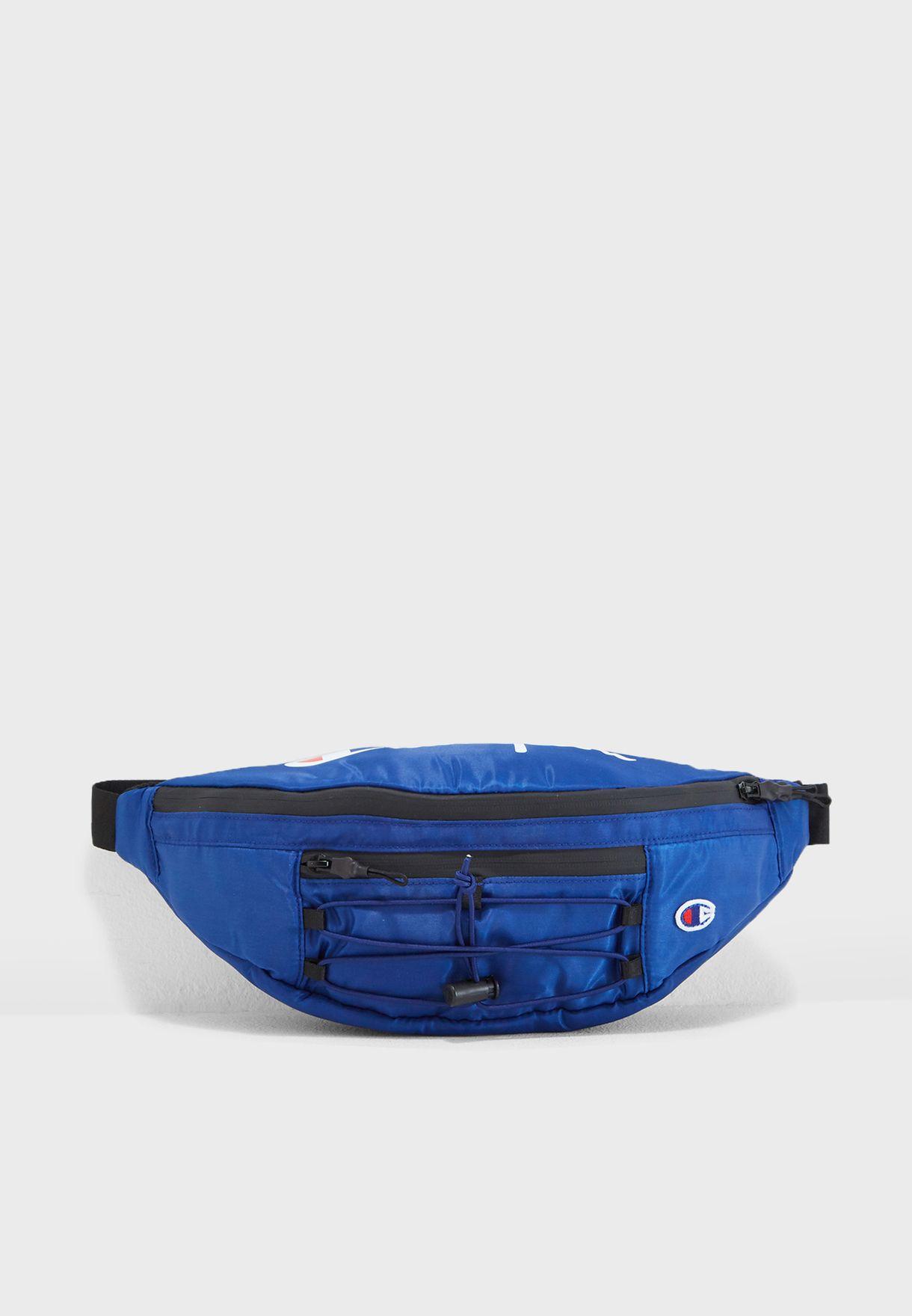 3eb2605ebbb4 Shop Champion blue Logo Waist Bag 804455-BS025 for Men in UAE ...