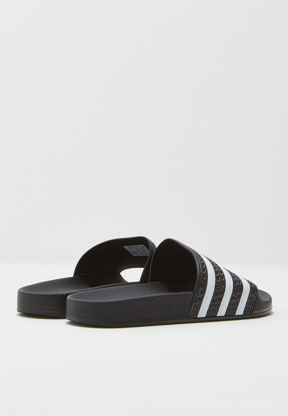 9217de59d68e61 Shop adidas Originals black Adilette 280647 for Women in UAE ...