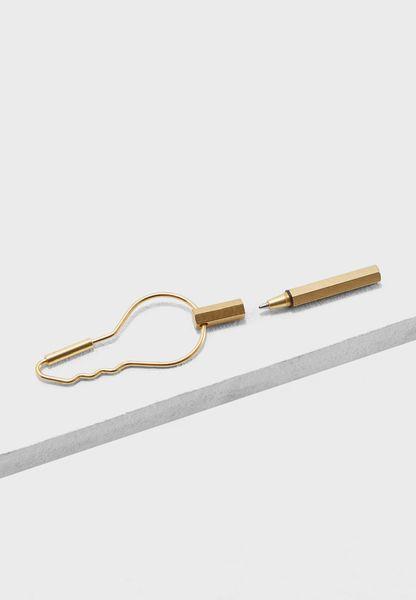 حلقة مفاتيح مع قلم