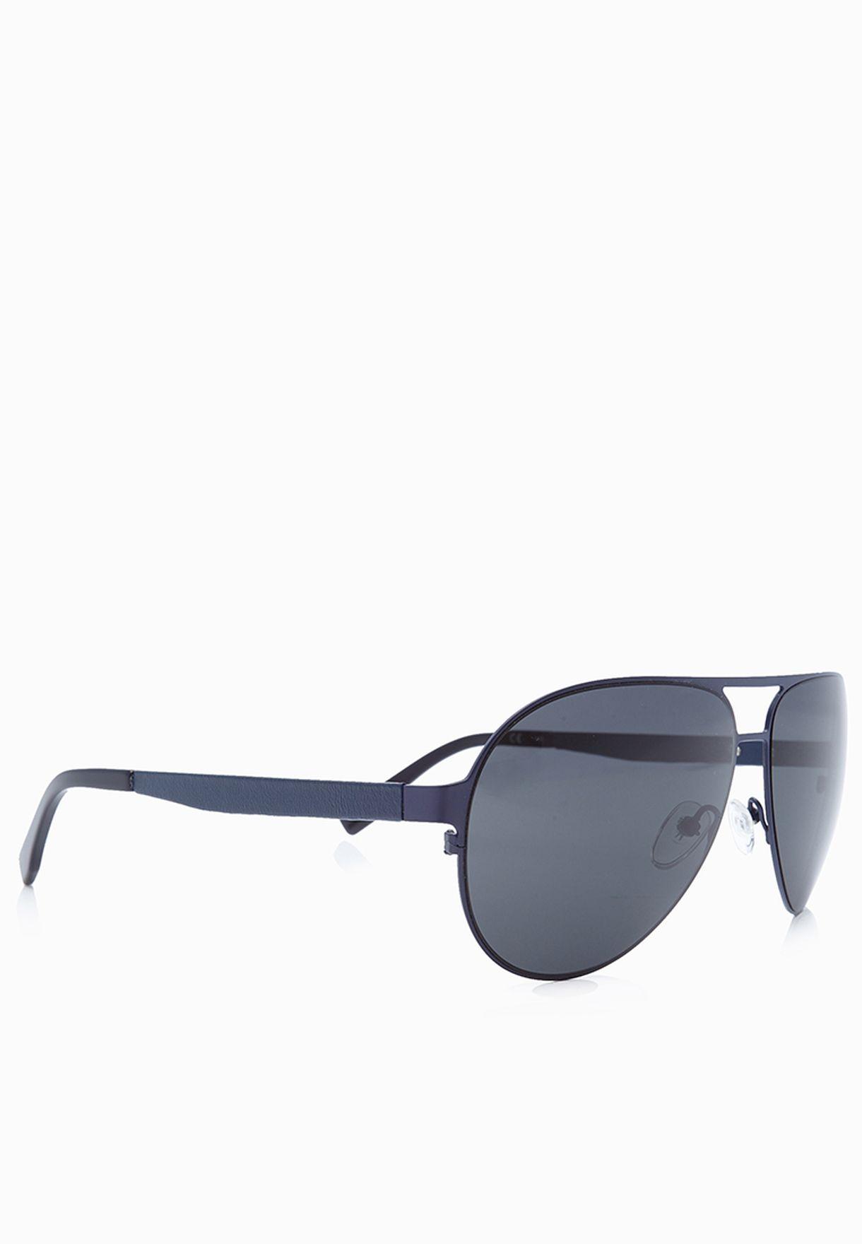 d207e673e تسوق نظارة شمسية افياتور ماركة لاكوست لون أزرق L159SL-424 في عمان ...