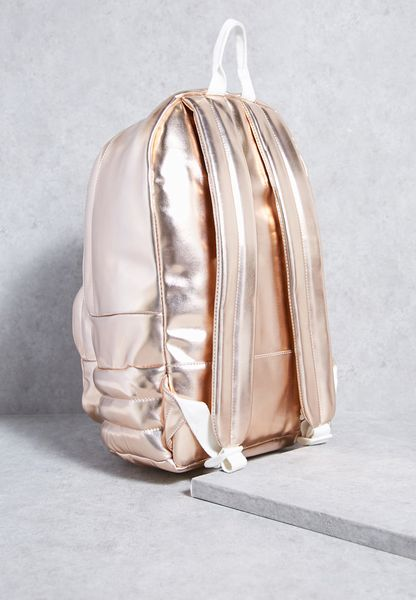 reebok backpack gold