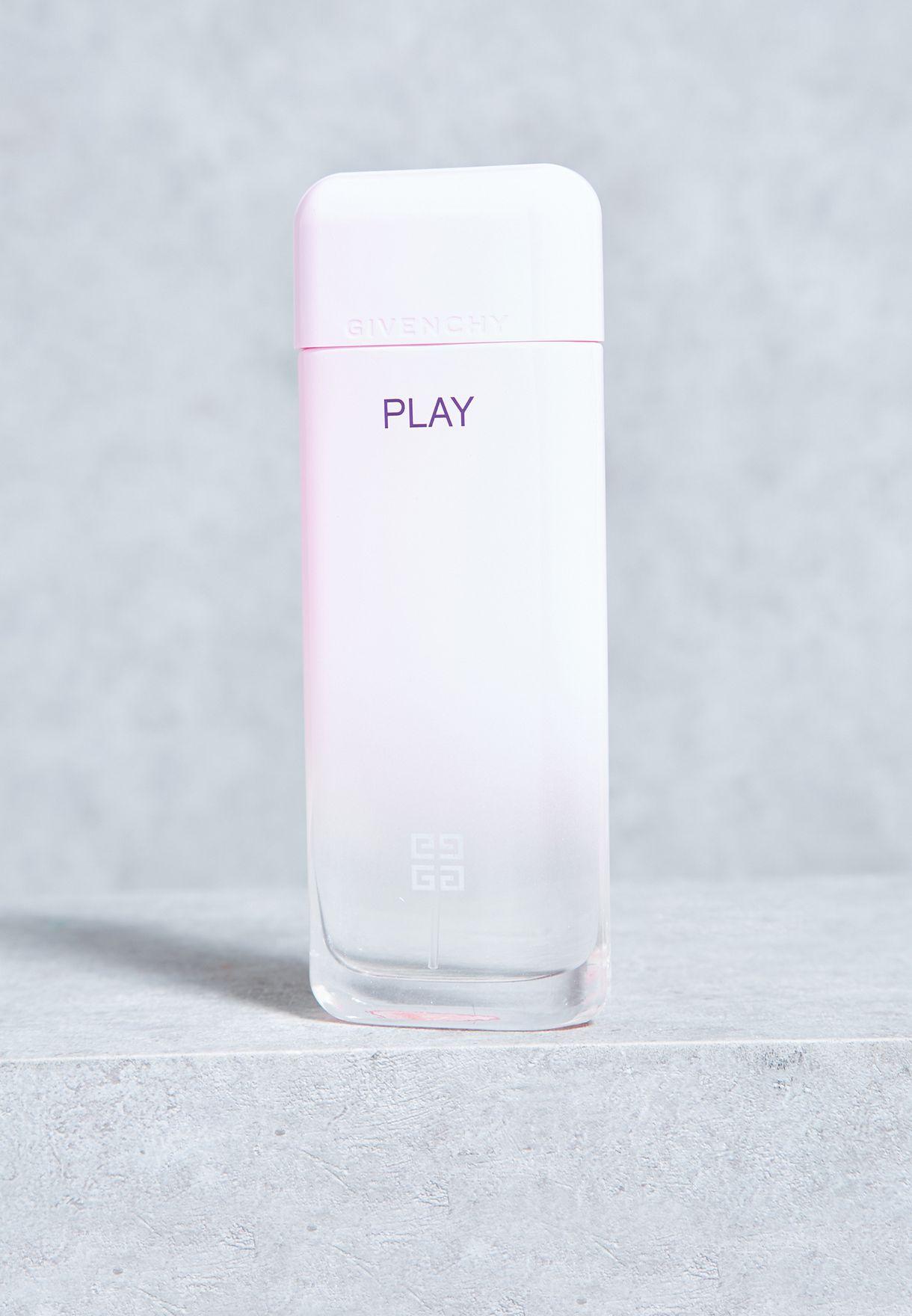 e3ae87e3f تسوق عطر بلاي للنساء 75 مل ماركة جيفنشي لون شفاف 3274870010293 في ...