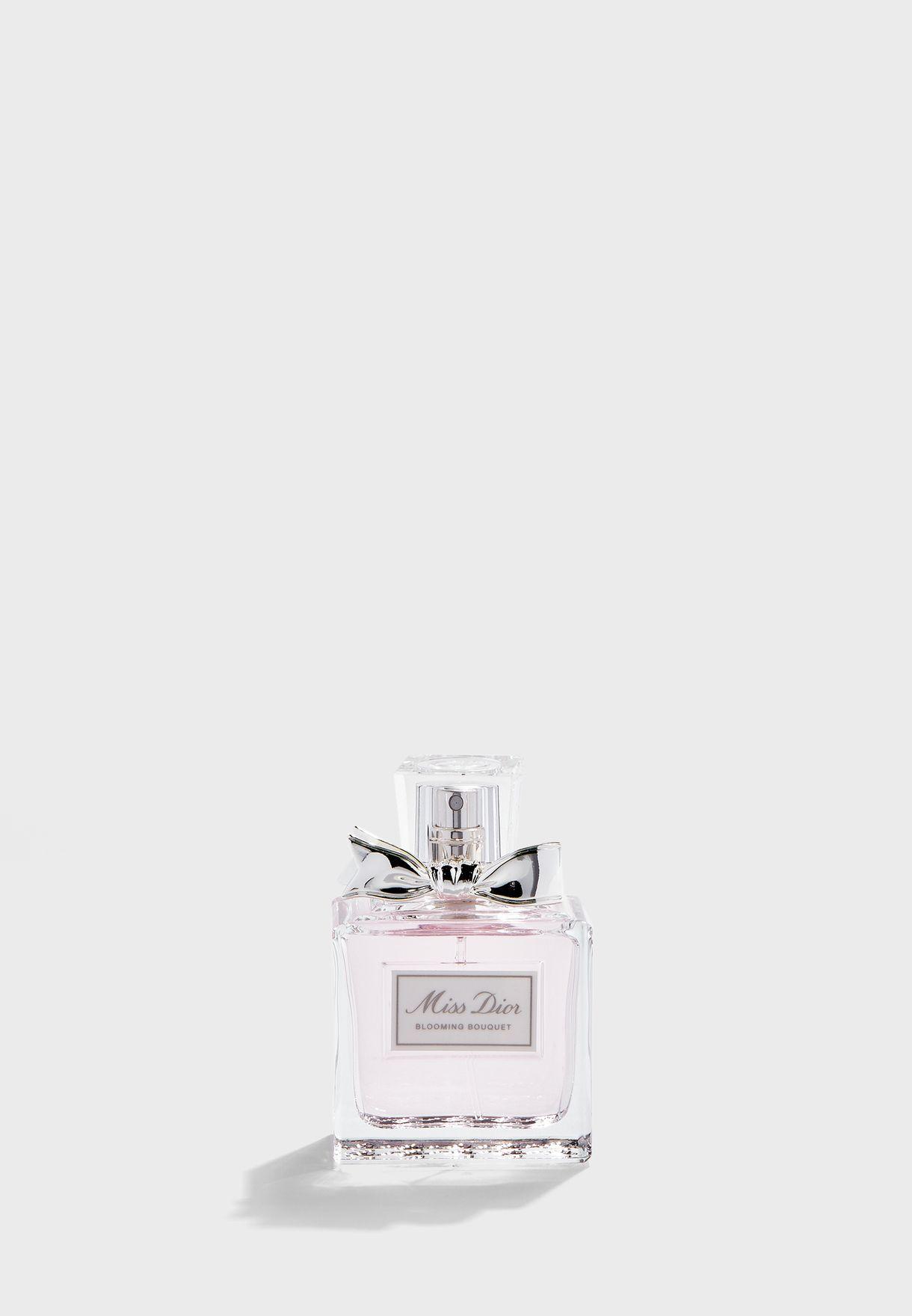 Shop Dior clear Miss Dior Blooming Bouquet 50Ml Edt 3348900871984 ... 6e3e76723d0