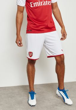 Arsenal 17/18 Home Shorts