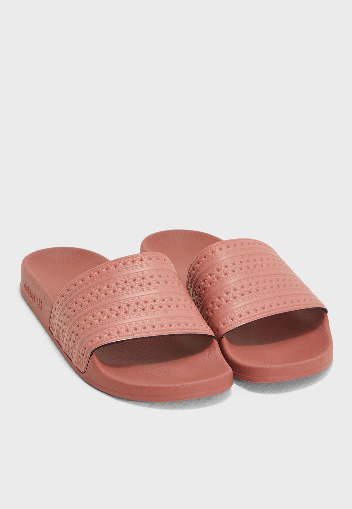 ba8c543c4 Shop adidas pink Adilette CQ2236 for Women in UAE - AD476SH24KMH