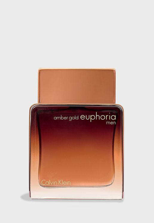 Euphoria Amber Gold For Men - 100Ml Edt